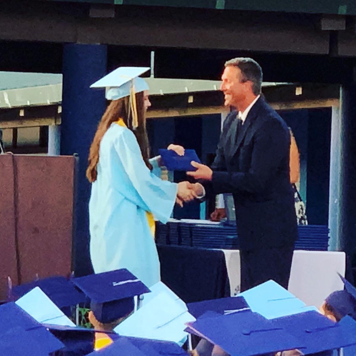 OHS Graduation - Alexandra